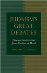 Judism's great debates