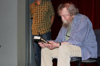 Poet Donald Hall