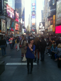 Benny in Times Square_EG2